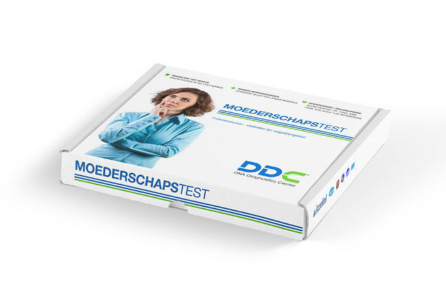Moederschaptest DNA-test kit