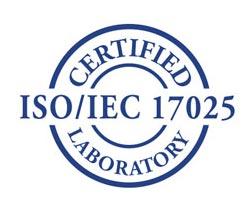 ISO / IEC 17025 Certificering